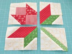 Vintage Block Along - Week 31 - Peony Vintage Quilts Patterns, Barn Quilt Patterns, Pattern Blocks, Patchwork Patterns, Fall Quilts, Summer Quilts, Quilting Tutorials, Quilting Projects, Country Quilts