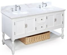 Cottage Bathroom Sink Cabinets 60 inch bathroom vanity