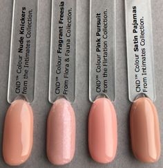 Welcome to another new colour collection from CND™ In this blog we're going to look at each colour individually, ahead of the global launch date at the end of February. This Summer Collection is fabulously feminine, and also crucially, fills some colour gaps in our complete SHELLAC™ …