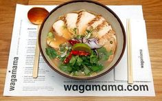 Wagamama beats the Ivy as foodies' favourite restaurant . Wagamama beats the Ivy as foodies' favourite restaurant . The Telegraph Kid Friendly Restaurants, Asian Restaurants, London Restaurants, Wagamama Recipe, Wagamama Ramen, My Favorite Food, Favorite Recipes, Calories In Vegetables, Gourmet Recipes