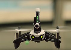 Parrot's Mambo Drone Might Help You Take Out That Pesky Airsoft Sniper