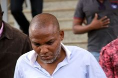 Drama as Nnamdi Kanu's lawyers withdraw from case