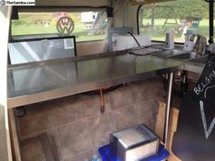 vw food truck