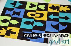 Positive and negativ