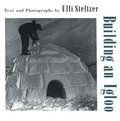 A photo-essay picture book showing the traditional Inuit way of building a snow igloo. Milk Jug Igloo, Milk Jugs, Milk Bottles, Plastic Bottles, Igloo Building, Fisher, Inuit People, World Geography, Teepees