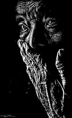 """Name: The end Author: Erik Teodoru ID number: 100 Year: 2017 Software Tool: Gimp 2.8.16  /  Dragan Effect Model: Unknown Original Source Image: Internet photo: Priddy Ugly """"Thula Mama""""  poster"""
