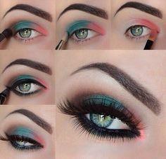 30 Trendy makeup tutorial foundation flawless face contours 30 Trendy Make-up Tutorial Foundat Makeup Goals, Makeup Inspo, Makeup Inspiration, Beauty Makeup, Hair Makeup, Makeup Ideas, Pink Makeup, Makeup Art, Makeup Tips