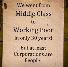 More of the same if Democrats don't get it together and fight the Dirty, Bigoted, Obstructionist...GOP/TEABAGS = Hardship for the 99%