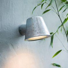 St Ives Mast Light Galvanised - Wall Lights & Wall Sconces - Lighting - Lighting & Mirrors