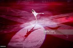 Laurine Lecavelier of France performs in the gala exhibition during day 5 of the European Figure Skating Championships at Ostravar Arena on January 29, 2017 in Ostrava, Czech Republic.