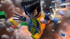 LEGO Marvel Super Heroes Wolverine!