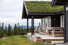 Storeble hytte med hems - Telemarkhytter Outdoor Decor, Home Decor, Nature, Decoration Home, Room Decor, Interior Design, Home Interiors, Interior Decorating