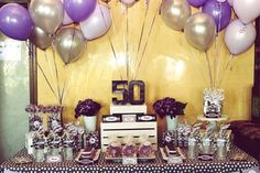 Take away the Best 50th Birthday Party Ideas for Men | Birthday Inspire