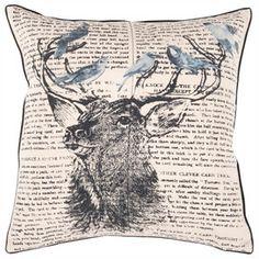 Woodland Pillow II