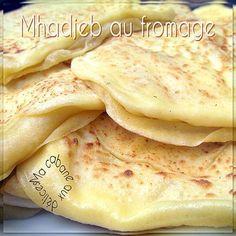 Mhadjeb stuffed pancakes [ALGERIA]