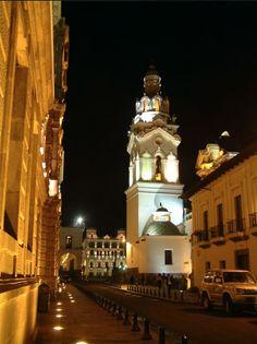 El Sagrario en Quito