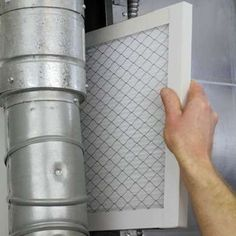 How to Change Furnace Filter and other DIYs