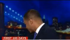 Watch thin-skinned Don Lemon walk off the set when panelist hits him with 'fake news' charge