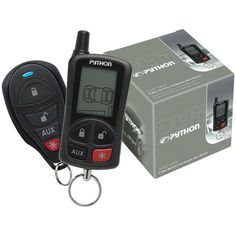 2-Way Security- Remote-Start System
