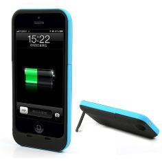 2500mAh Rechargeable External Battery Case for #iPhone5c