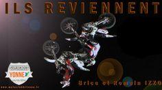 Brice et Romain IZZO présent le 07 Septembre 2013 pour le show Freestyle