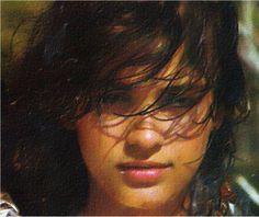 Gia Carangi.  I love this pic of her!