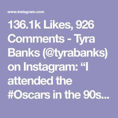 Backless Jumpsuit, Tyra Banks, Oscars, Natural Makeup, Names, Instagram, Cara Makeup Natural, Academy Awards, Natural Make Up