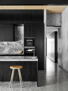 Bendigo Residence: Contemporary Design + Modernist Principles | design by Flack Studio | Photography by Brooke Holm