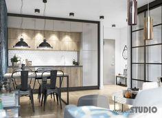 kuchnia w stylu loft - zdjęcie od MIKOŁAJSKAstudio - Kuchnia - Styl Industrialny - MIKOŁAJSKAstudio