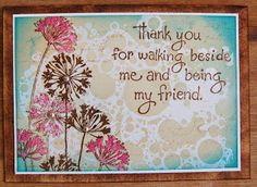 Stampendous: Agapanthus Cluster, Day dreams, Hero Arts: Old french writing Daisy Bucket: Dragonfly, IndigoBlu: Bubbles background, Distress inks Archival coffee, Biancis Creaties