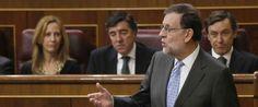 """Rajoy critica la """"sobreactuación"""" de quienes piden derogar la 'ley mordaza'"""