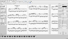 MuseScore 2.0 - Free Open Source music tool.  Probably worth giving it a go.
