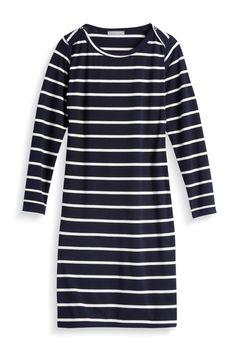 Stitch Fix Fall Styles: Striped Dress
