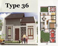 anda sedang mencari referensi www.desain rumah minimalis type 36