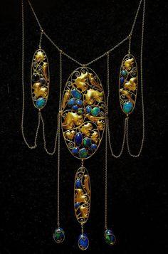 ideas jewerly art nouveau jewellery belle epoque for 2020 Jewelry Crafts, Jewelry Art, Fine Jewelry, Jewelry Design, Jewellery, Belle Epoque, Victorian Jewelry, Antique Jewelry, Vintage Jewelry