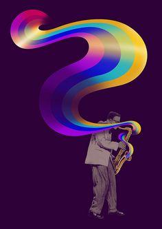 Shape of Sound ~ by Matheus Lopez