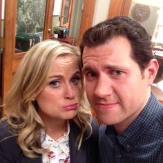 """So The Cast Of """"Parks And Rec"""" Is Going To Make You Cry Today"""