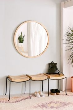 Shop Tri-Seat Mango Wood Bench at Urban Outfitters today. We carry all the latest styles, colors and brands for you to choose from right here.