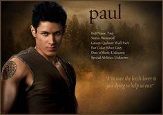 twilight Paul Lahote - Bing Images (Alex Meraz)