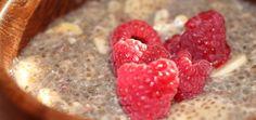 Chia Seed Breakfast Porridge