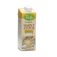 Shop Pacific Foods Organic Simply Stock - Chicken Unsalted (2-pack) at wholesale price only at ThriveMarket.com