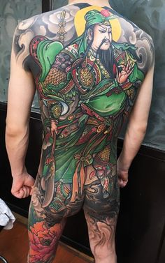 Badass Tattoos, Hot Tattoos, Skull Tattoos, Unique Tattoos, Beautiful Tattoos, Body Art Tattoos, Tattoos For Guys, Full Body Tattoo, Back Tattoo