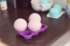 DIY Bombes de bain façon Lush Diy And Crafts, Christmas Gifts, Ice Cream, Homemade, Lush, Bracelet, Nature, Hipster Stuff, Handcrafted Gifts