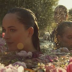 Presenting the Gucci Bloom film campaign, directed by Glen Luchford and starring Dakota Johnson, Hari Nef and Petra Collins. #InBloom