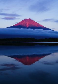 Mt. Fuji, Japan.  Go to www.YourTravelVideos.com or just click on photo for home videos and much more on sites like this.