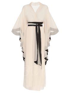 Plain Belt V-Neck High-Waist Women's Maxi Dress Source by jeanniegalioto Dresses Kimono Fashion, Fashion Dresses, Maxi Dresses, 1950s Dresses, Woman Dresses, Vogue Fashion, 1950s Fashion, Dance Dresses, Fashion Women