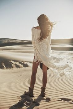 the cult of style: WHITE DUNES, GYPSY HUES