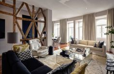 CJC Residential Interiors | Lisbon Apartment | Lisbon | by Cristina Jorge de Carvalho Interior Design