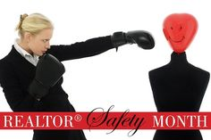 7 essential safety tips for real estate agents and brokers - stay alert on the job. #realestate