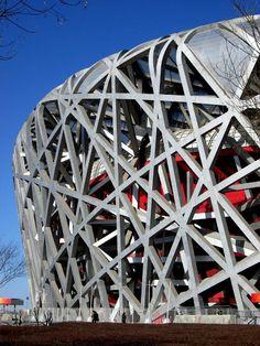 Olympic Park, Beijing, China